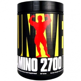 Universal Nutrition Amino 2700 350 tablets